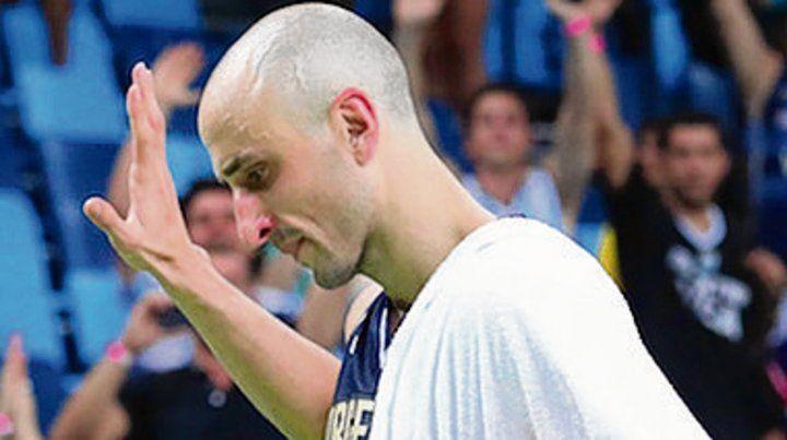 El mejor basquetbolista argentino de todos los tiempos anunció ayer su retiro luego de 23 años de una carrera inigualable. Se va uno de los deportistas más grandes de la historia nacional.
