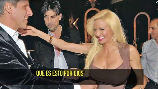 El audio de la pelea entre Luciana Salazar y Martín Redrado