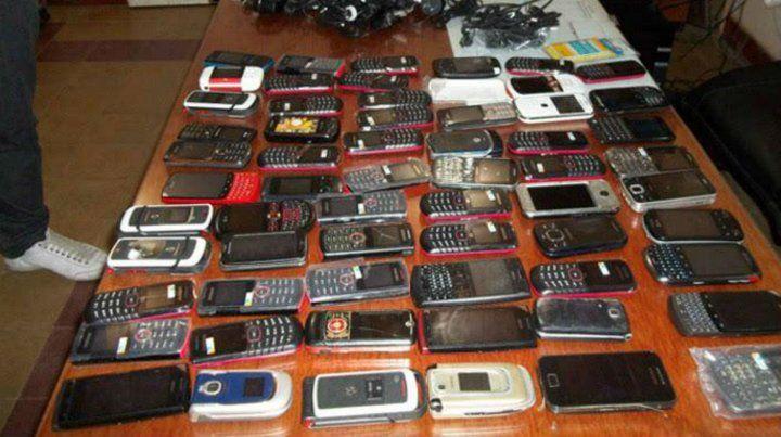 El objetivo es atacar al mercado ilegal de teléfonos.