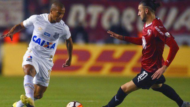 La Conmebol falló a favor de Independiente y le dio por ganado el partido ante Santos