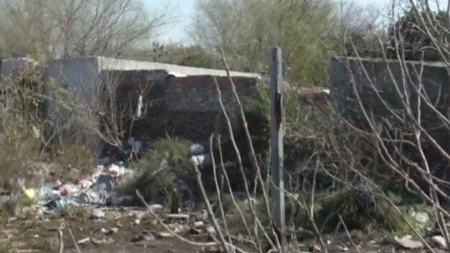Una nena apareció maniatada y amordazada en su casa en Villa G. Gálvez
