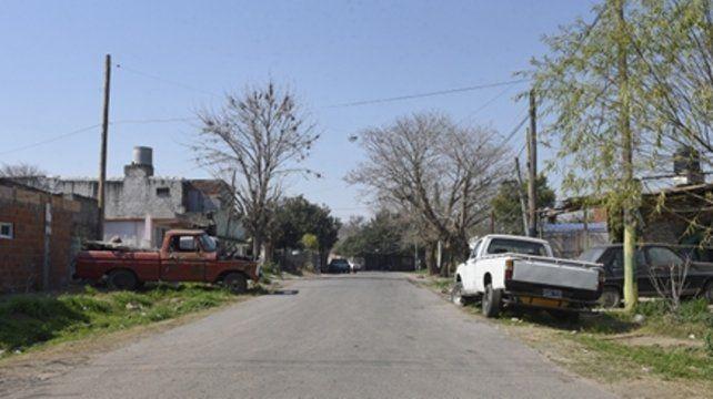 Zona norte. La balacera ocurrió en Machain y Chiclana.