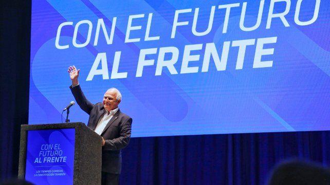 Lifschitz encabezó en Santa Fe un encuentro sobre la reforma constitucional.