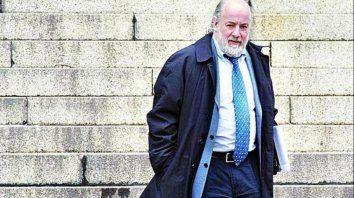 El juez federal Claudio Bonadío.