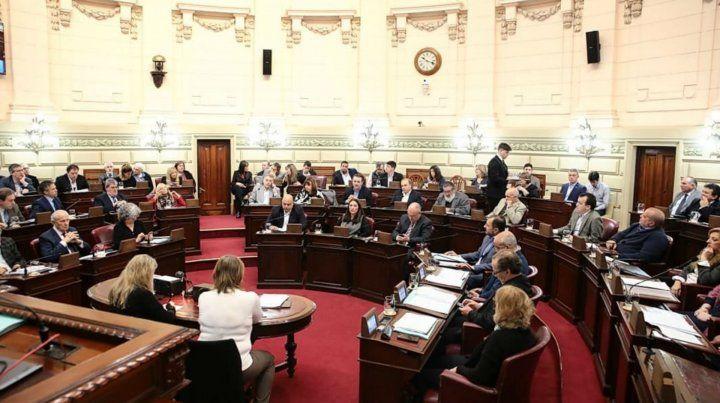 La Cámara de Diputados debate la reforma constitucional de la provincia