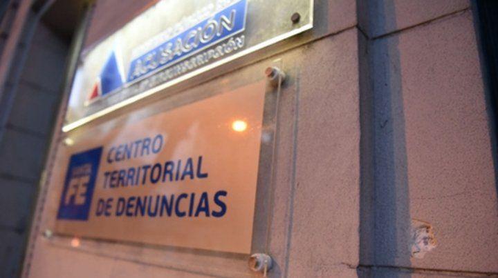 Amenaza. El 14 de agosto pasado fue baleada la sede de la Fiscalía.