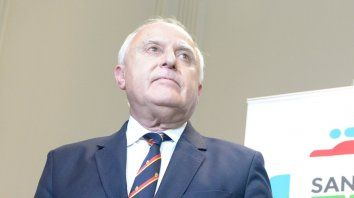 lifschitz tras la negativa a la reforma constitucional: del otro lado quedaron excusas