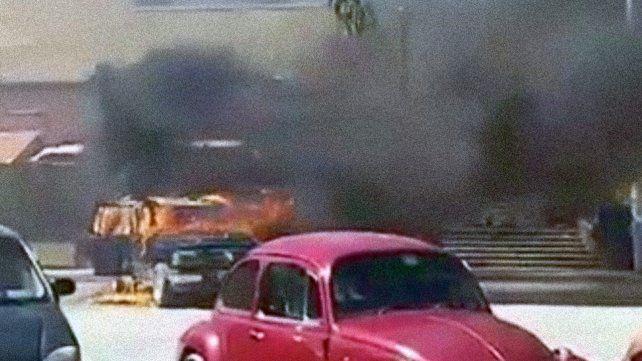 Lincharon y quemaron en México a dos supuestos secuestradores de menores