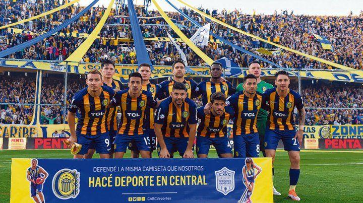 Hay equipo. Central presentará en Avellaneda los mismos apellidos que vencieron a San Martín de Tucumán en el Gigante.