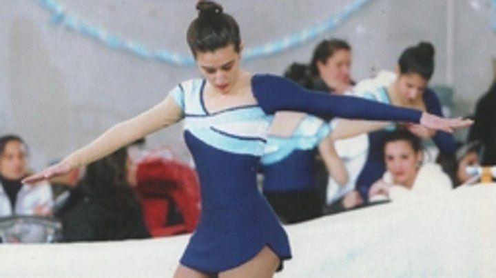 Quiere viajar. Ana Belén aspira a participar en el torneo que se realizará en Colombia.