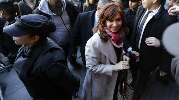 Cristina volverá a declarar ante el juez Bonadío.