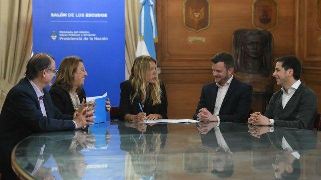 Acuerdo para urbanizar Villa Banana