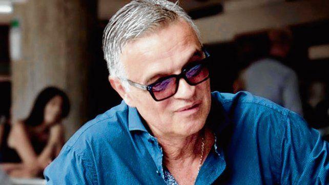 El profesor Eduardo de la Vega