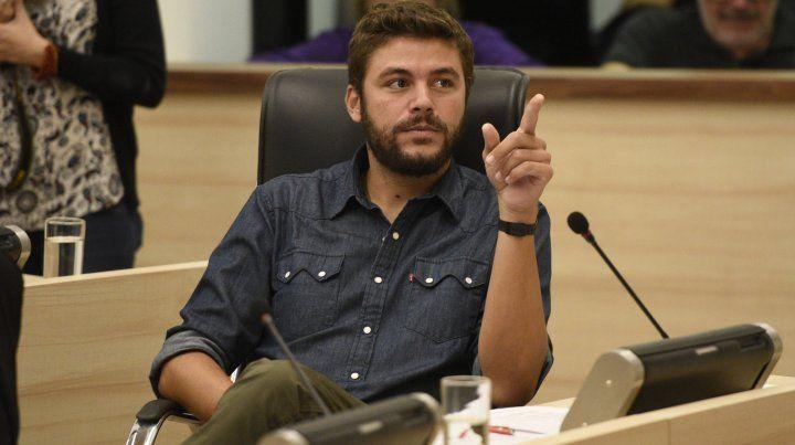 Monteverde increpó con dureza a López Molina y el concejal del PRO dejó el recinto
