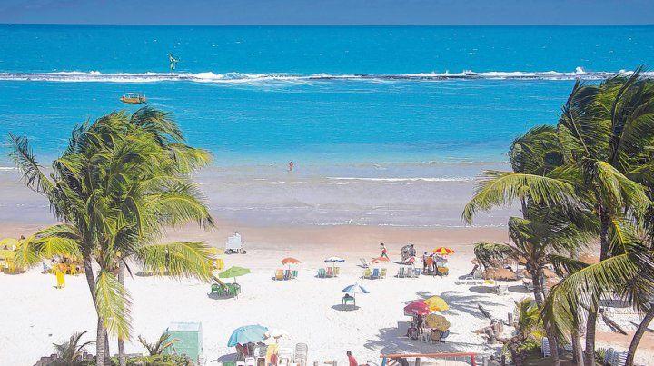 Playas y cultura. Maceió
