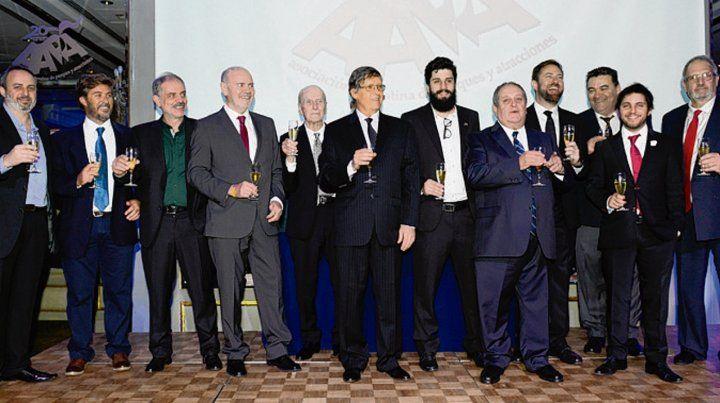 Celebraron los 20 años de APPA