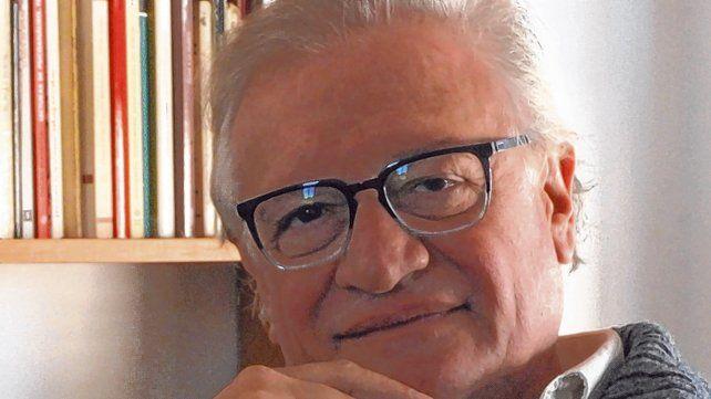 Rubén Leva. Escritor y psicoanalista.