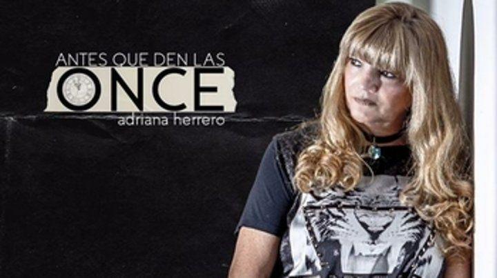 Adriana Herrero canta en el Cultural Atlas