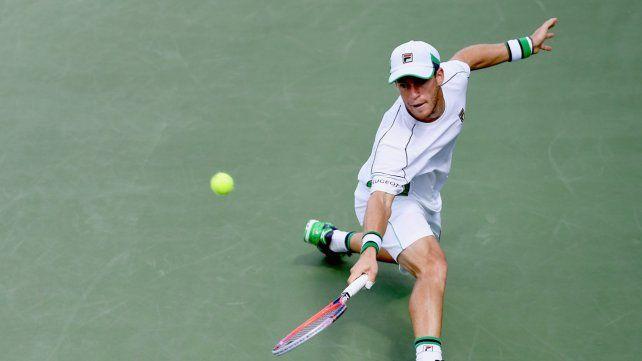 Peque Schwartzman estuvo sólido y se metió en tercera ronda del US Open