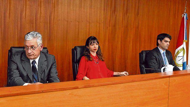 Los jueces Curto