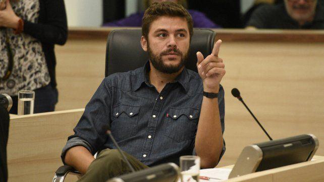 Monteverde dijo que Cambiemos no quiso debatir.