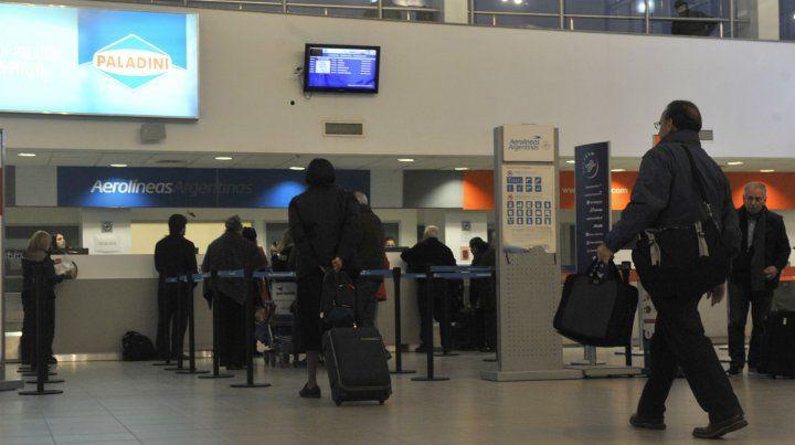 Las agencias de viajes suspenden el cobro con tarjetas de crédito
