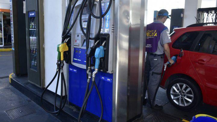 Se espera un nuevo aumento de combustibles.