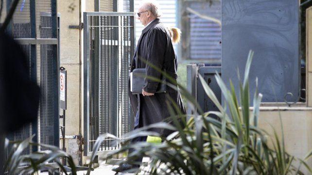 Fiscal pidió la detención del financista Clarens