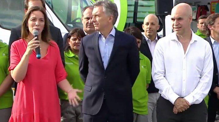 Macri analizó el panorama económico junto a Vidal y Rodríguez Larreta