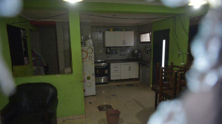 Ayer. Daiana fue asesinada en la casa de una amiga en el barrio Moreno.