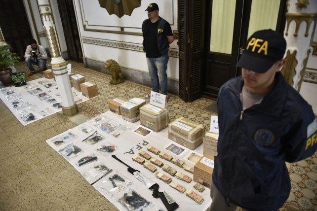 Octubre de 2016. Romero había caído en el marco de la Operación Gringo.