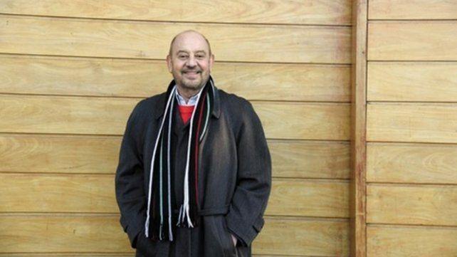 Jorge Lafauci presenta su libro en Rosario