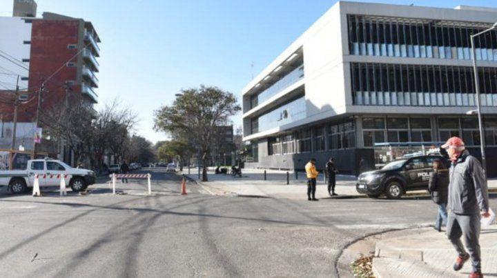 Piden flexibilizar el perímetro del Centro de Justicia Penal