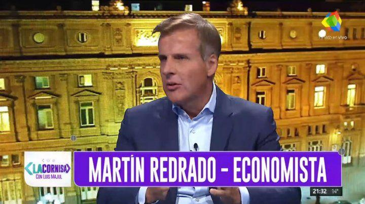 Redrado: Argentina necesita un plan de crecimiento, no sirve solo con ajustar