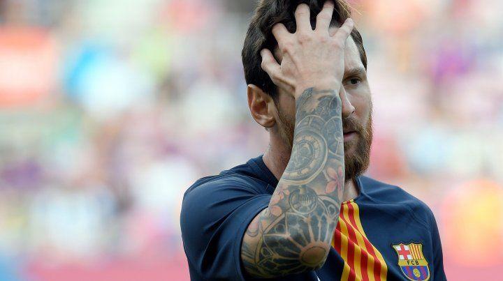 Messi se quedó afuera de la terna al mejor jugador del mundo