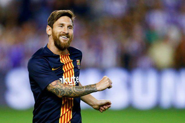 Messi: Mi idea es quedarme a vivir en Barcelona