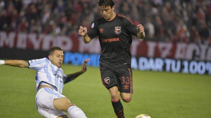 Newells no lo pudo aguantar en el Coloso y Atlético Tucumán le ganó con poco