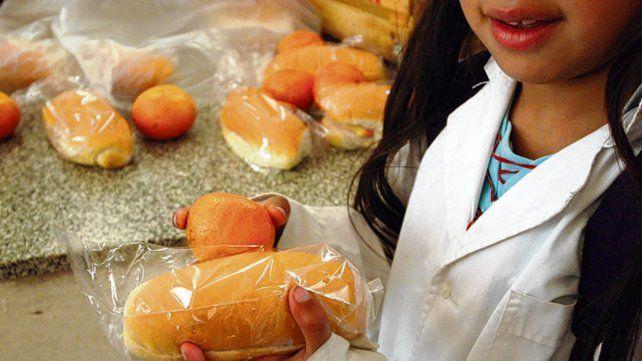 promesa. Nación prometió reforzar las partidas alimentarias.