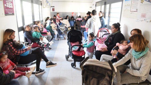 Pacientes. El secretario de Salud rosarino dijo que ya se venían observando recortes en fondos y prestaciones.