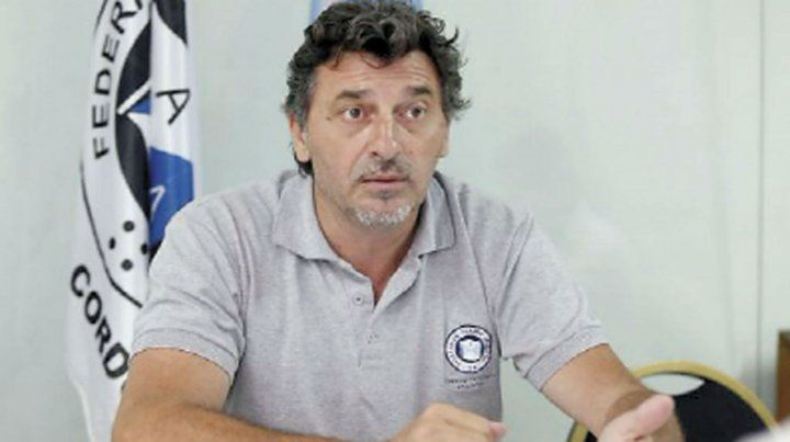 El presidente de Federación Agraria Argentina (FAA)