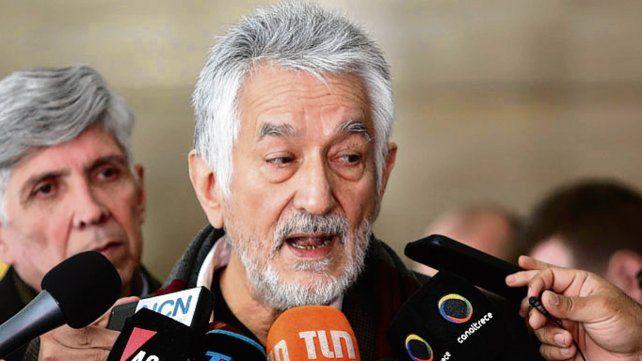 Durísimo. Rodríguez Saá consideró que Macri ha fracasado.
