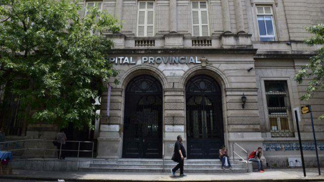 El 19 de marzo el fiscal se acercó al Hospital Provincial donde seguía internado Pablo O. y le imputó el crimen.