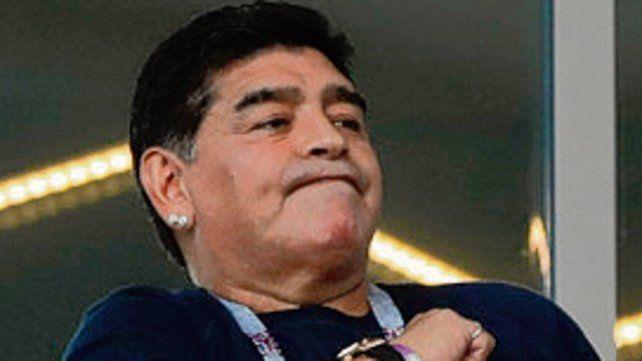 Maradona, para otro momento de Newells