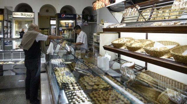 Duro. Las panaderías padecen una severa crisis desde hace dos años.