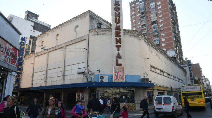 El histórico cine de San Martín y San Luis se prepara para la reapertura