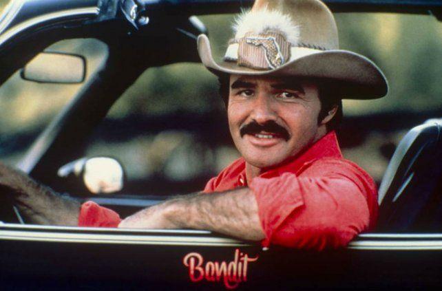 El actor Burt Reynolds tuvo una exitosa carrera en cine y televisión.