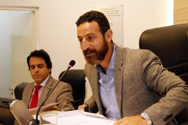 El concejal Roberto Sukerman, del Frente para la Victoria, fue el impulsor de la iniciativa.