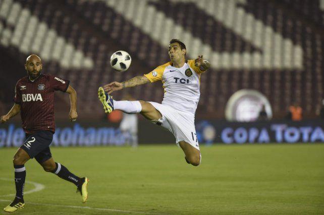Central le ganó a Talleres en los penales y avanzó a octavos de la Copa Argentina