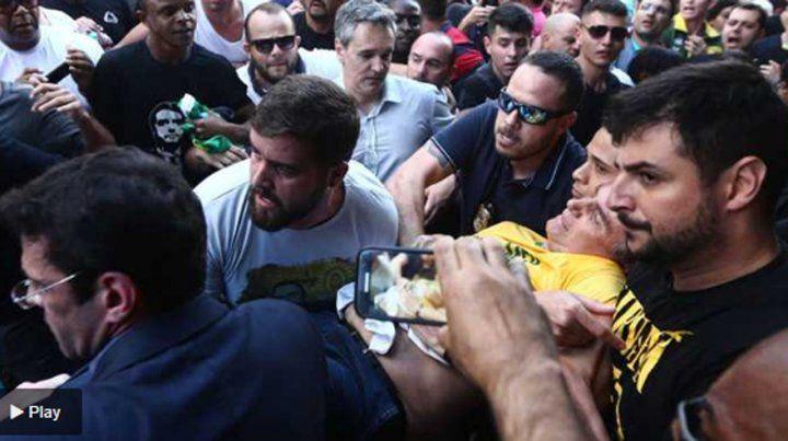 Bolsonaro habló desde el hospital y envió mensaje a los bandidos