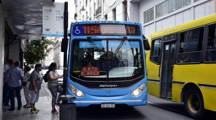 El proceso de renovación del transporte sigue adelante.